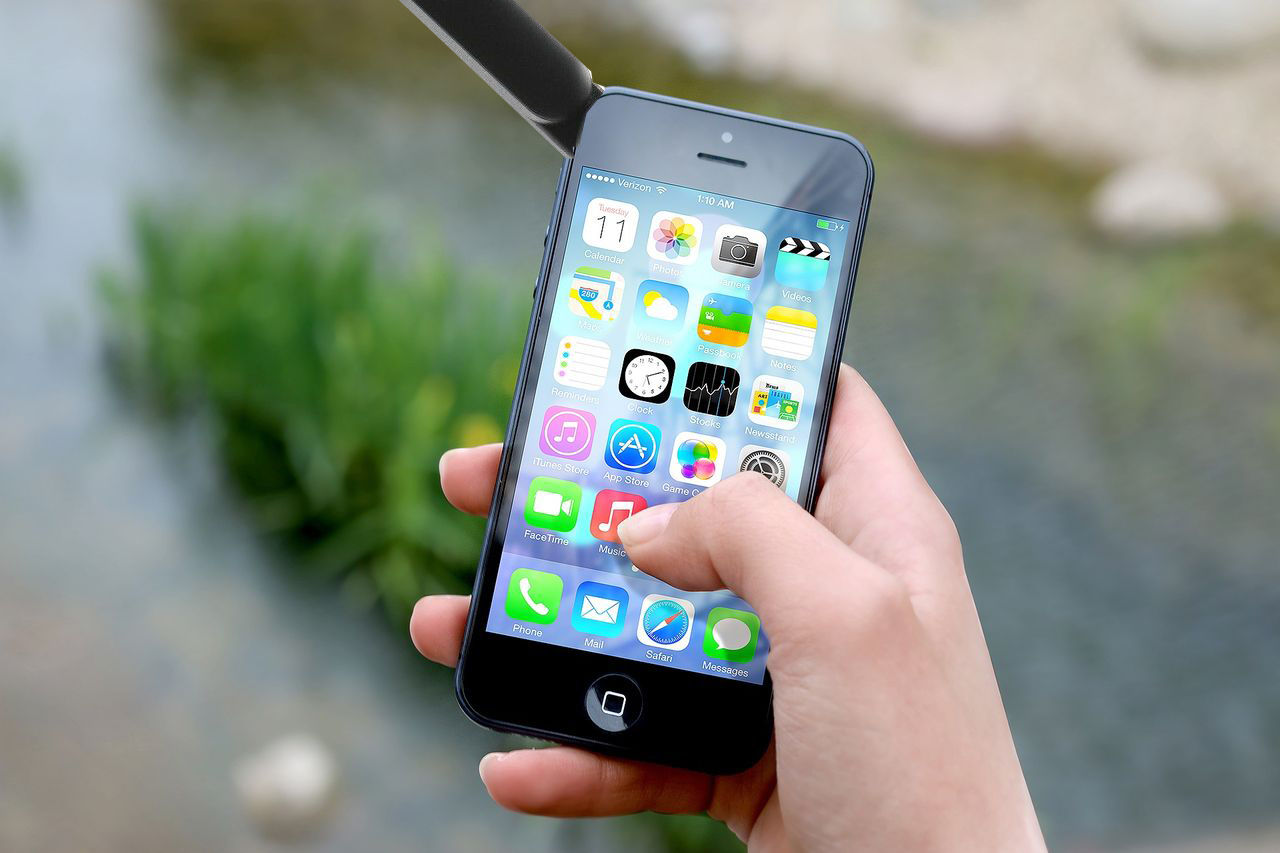Apple ryktas utveckla satellitteknik