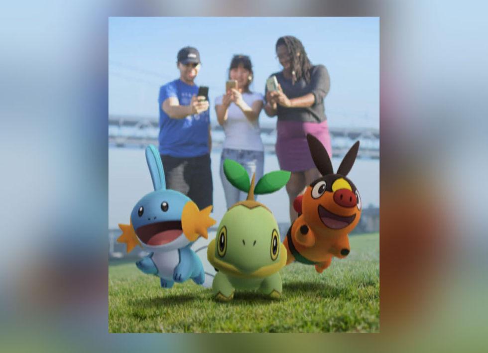 Nu kommer gemensamma AR-upplevelser till Pokémon Go