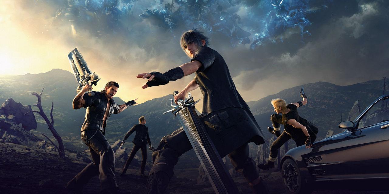 Final Fantasy XV har skeppats i 8,9 miljoner exemplar
