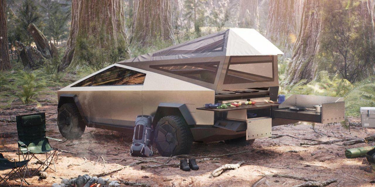 Tesla uppdaterar sina bilar med ett camping-läge
