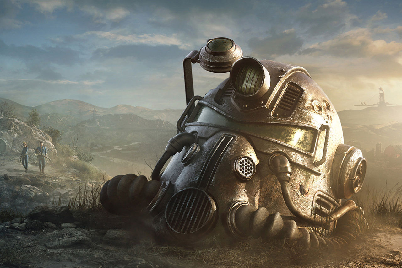 Fallout 76 attackerat av hackers