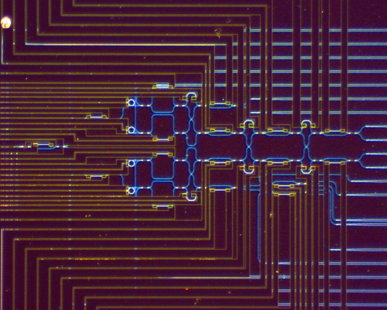 Forskare har fixat kvantumteleportation mellan två chip