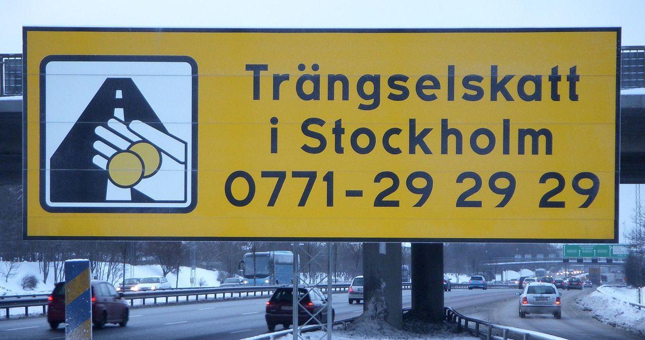 Nya regler för trängselskatten i Stockholm