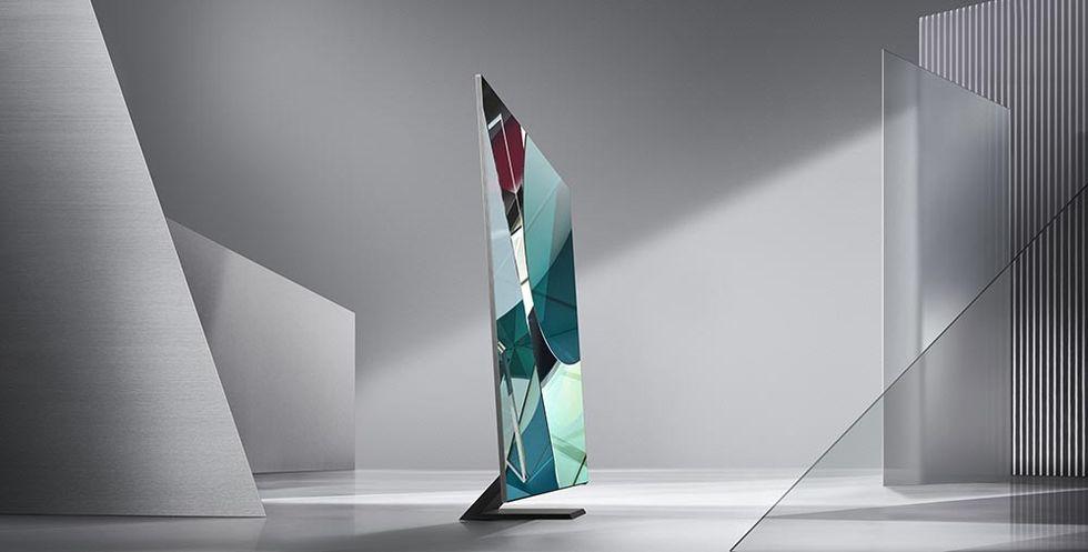 Samsungs ramfria 8K-tv officiell