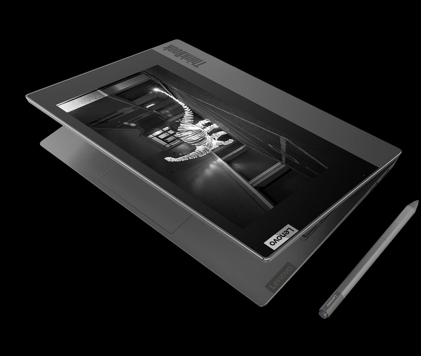Lenovo ThinkBook Plus har dubbla skärmar