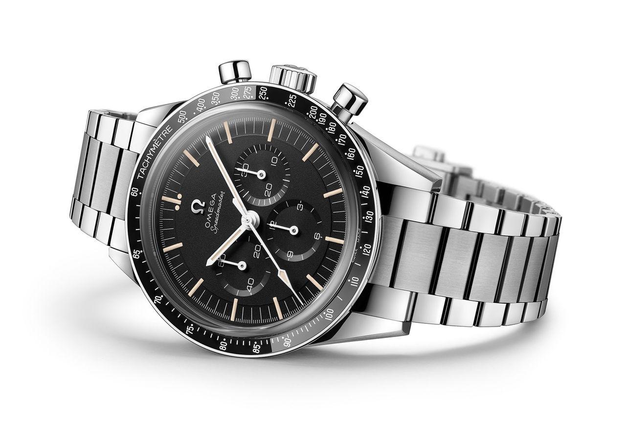 Omegas nya klocka lanseras idag
