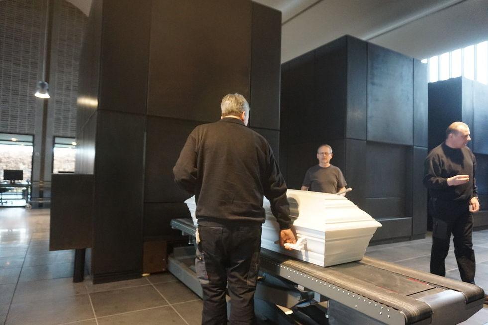 Överviktiga ställer till det för krematorier