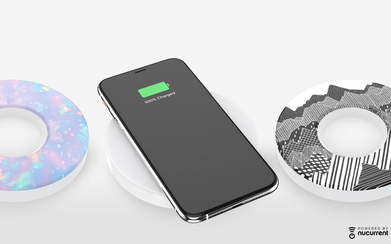 PopSocket släpper trådlös laddare till mobilen