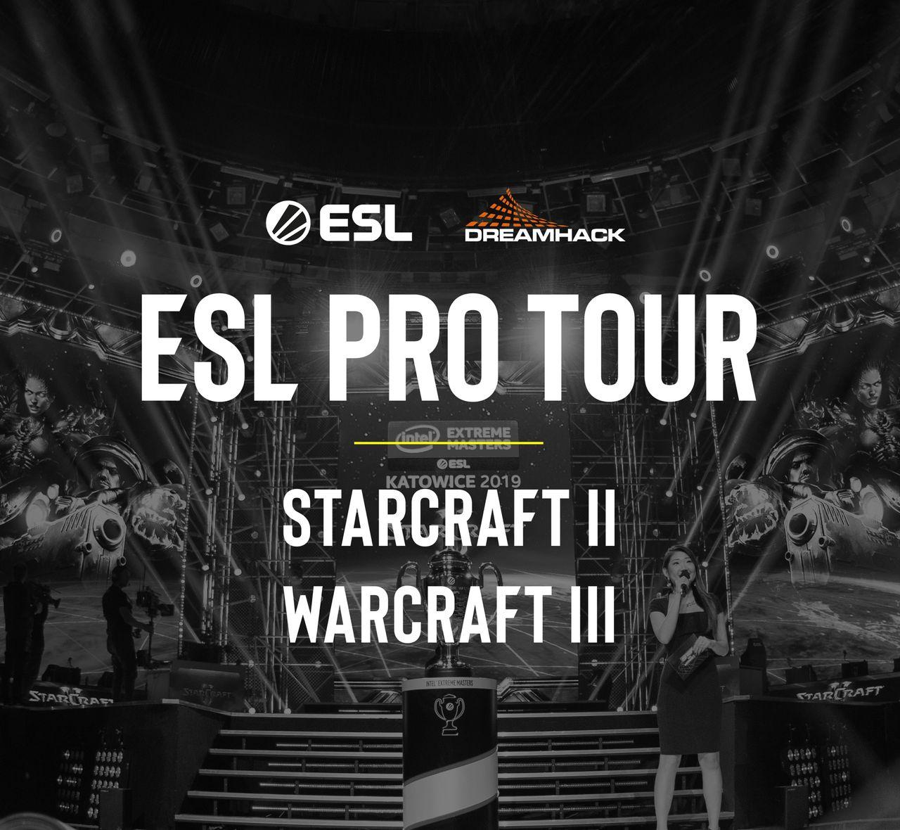 Blizzard, ESL och DreamHack drar igång ESL Pro Tour