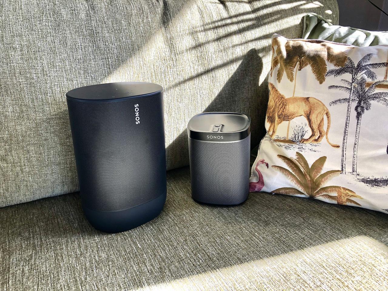 Sonos stämmer Google för patentintrång