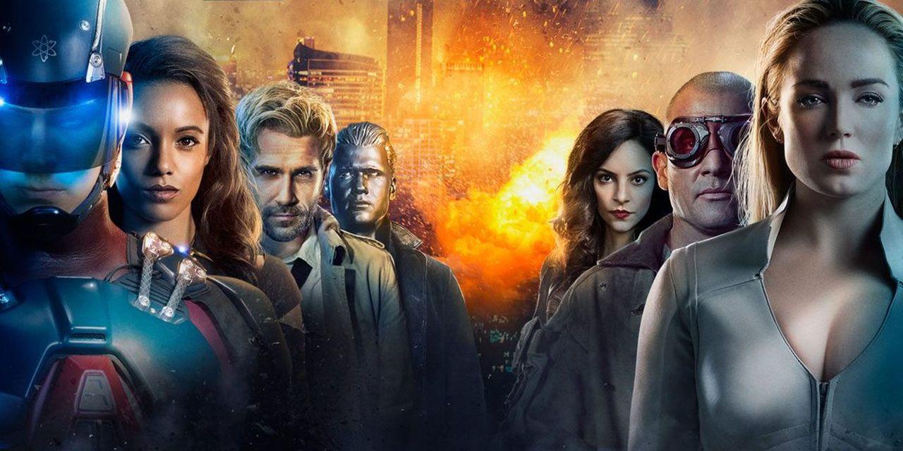 Legends of Tomorrow får en sjätte säsong