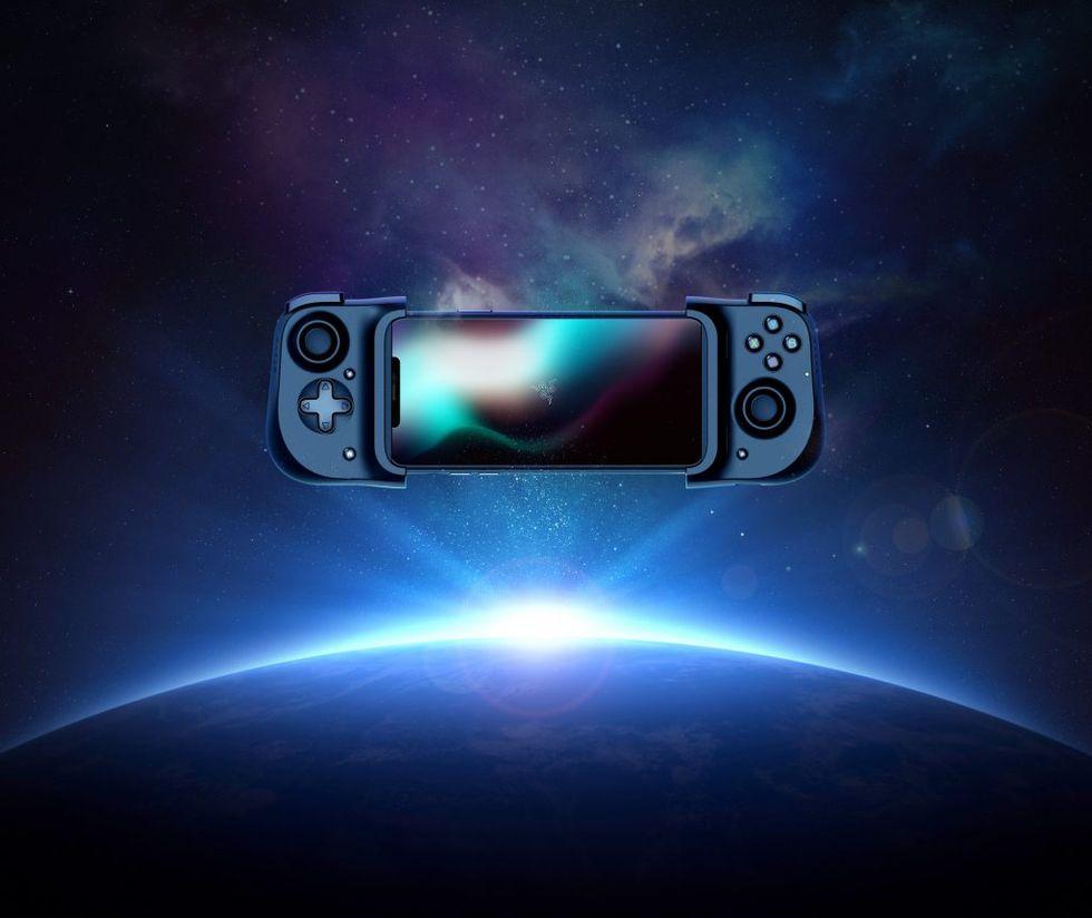 Razer Kishi gör mobilen till en spelkonsol