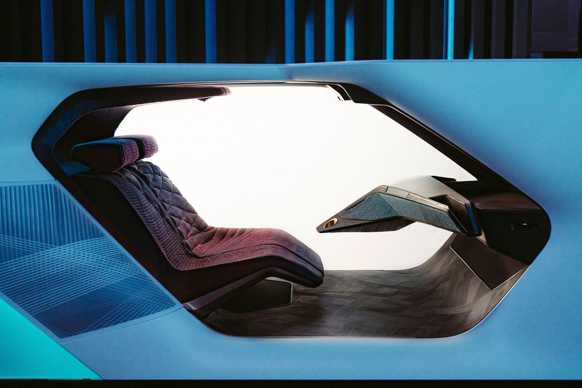 BMW iNext får 5G