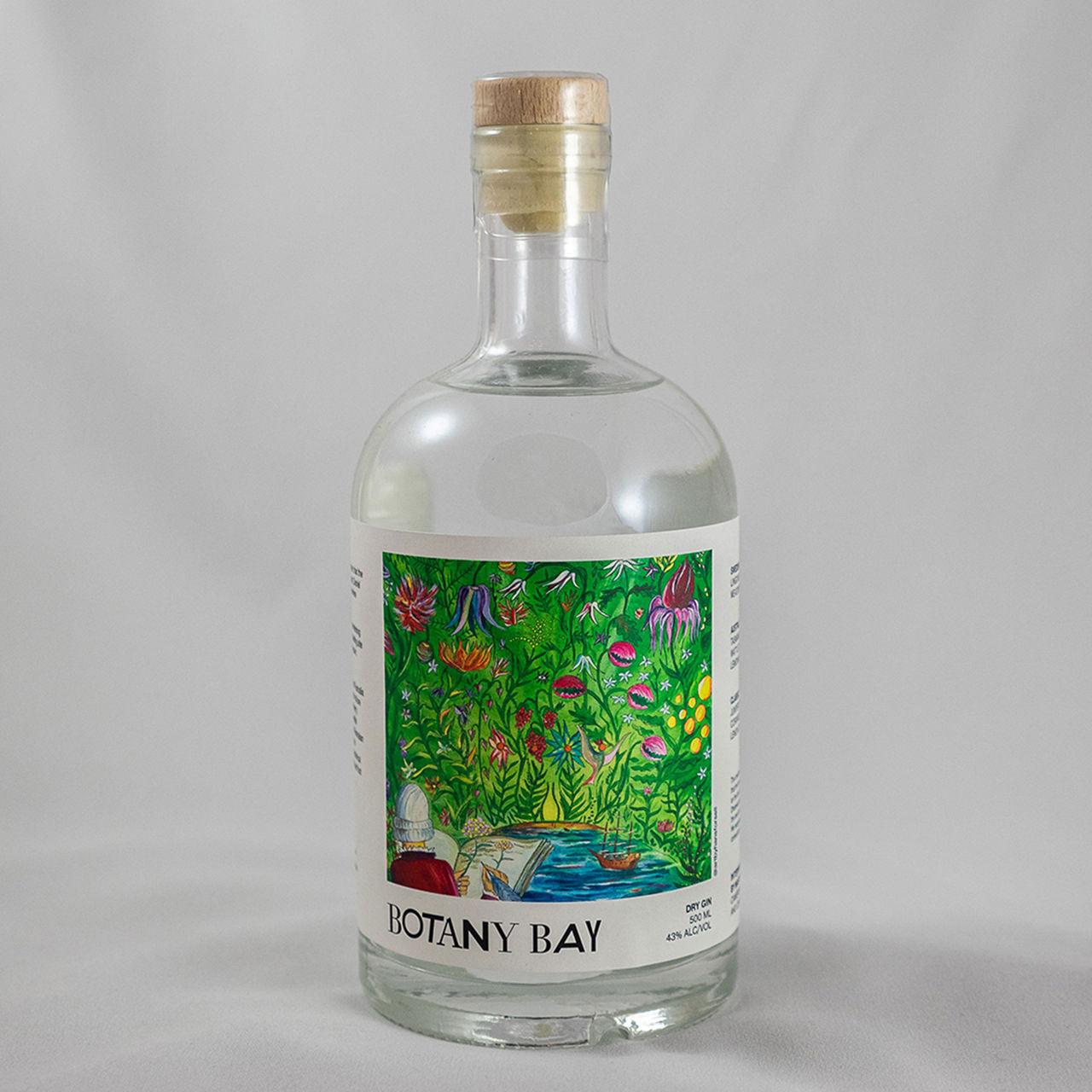 Gin med exotiska toner av Australien
