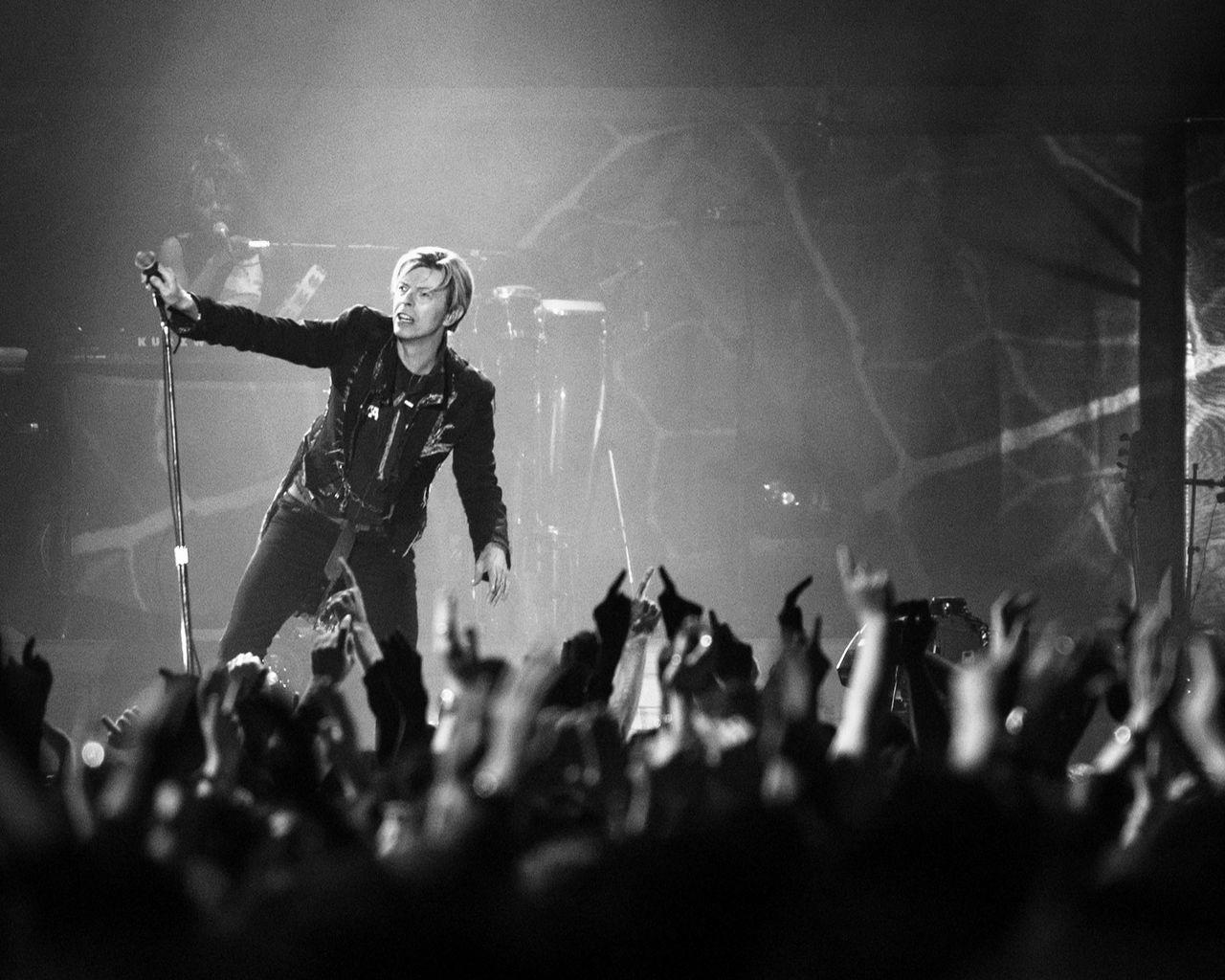 Två nya David Bowie-album släpps i år