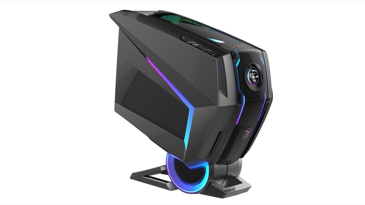 MSI visar upp speldatorn MEG Aegis Ti5