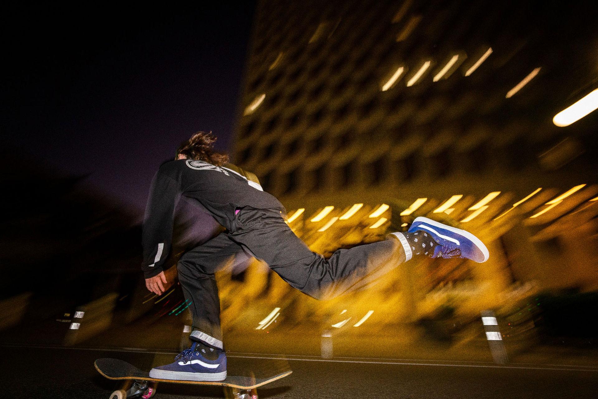 Vans-kollektion designad av skateboardåkare
