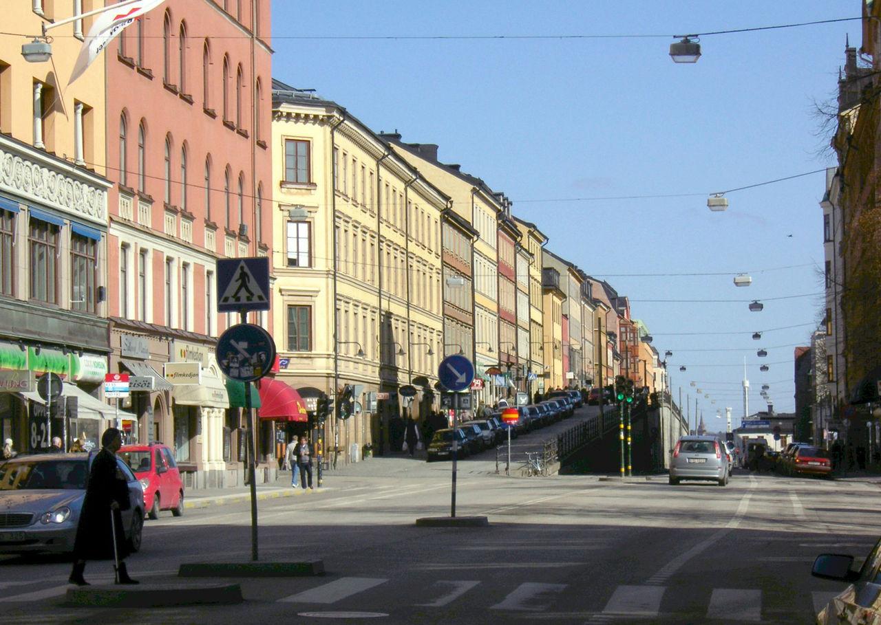 Nästa vecka införs miljözon klass 2 i Stockholm