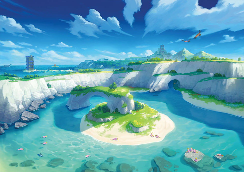 Pokémon Sword och Shield får expansionspaket