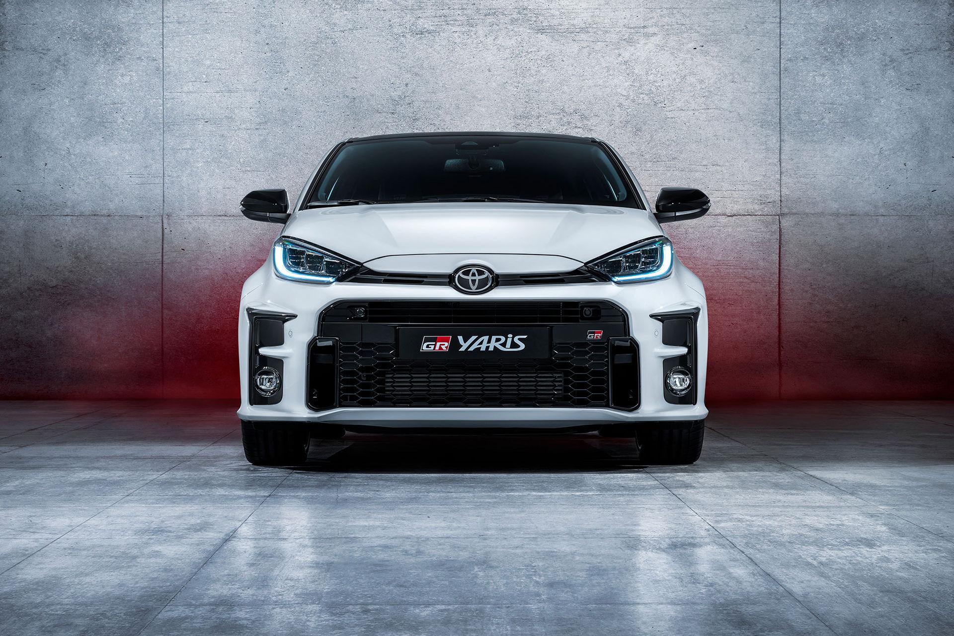 Toyota presenterar GR Yaris