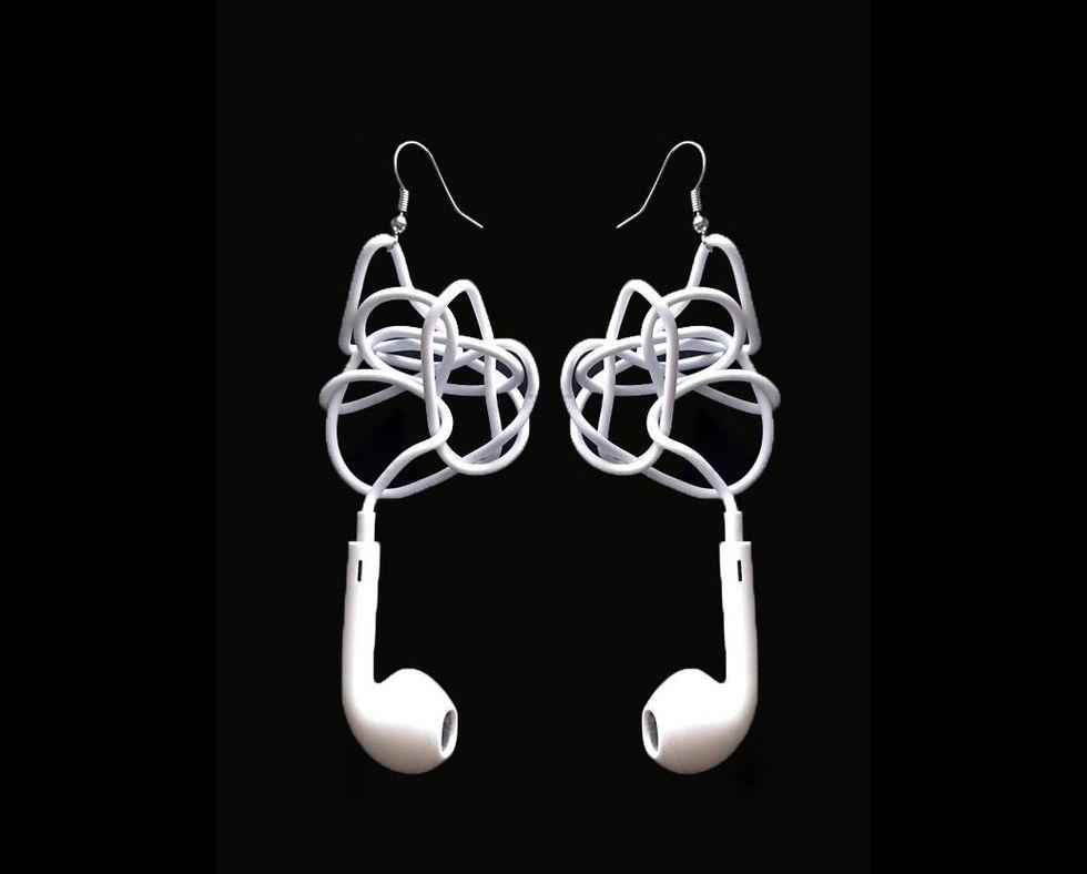 Häng EarPods i öronen