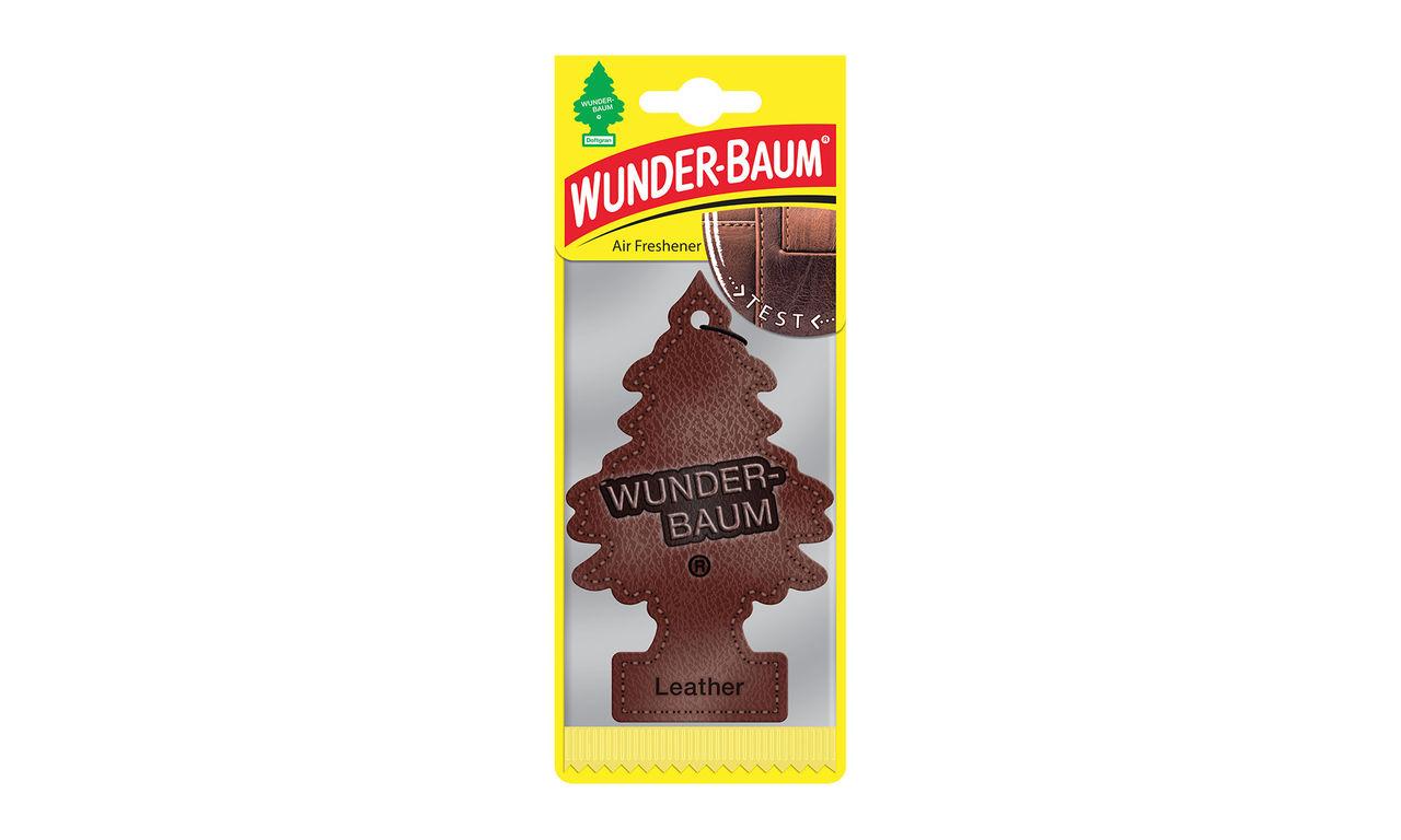 Wunder-Baum nu med doft av äkta läder