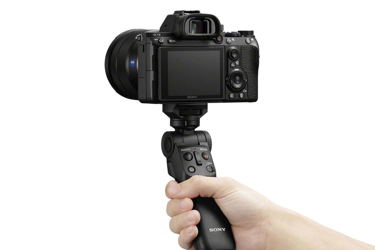 Sony släpper glorifierad selfiepinne
