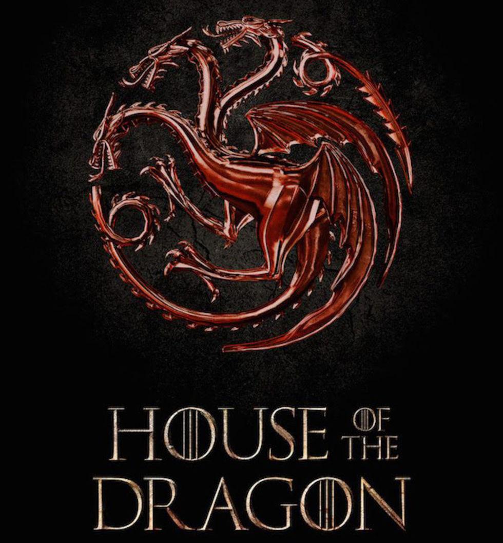 House of the Dragon har premiär 2022