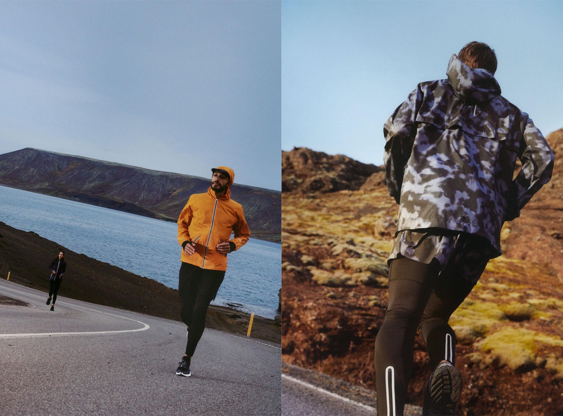 Arket släpper kollektion för löpare