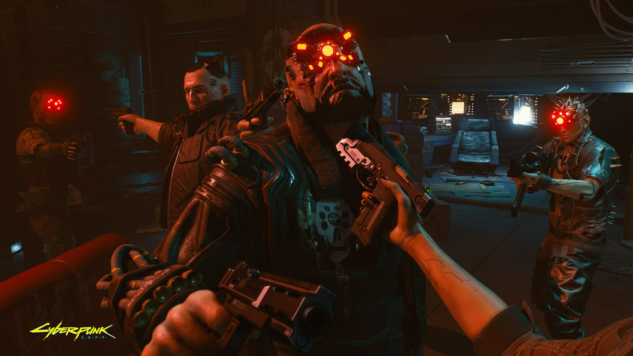 Multiplayer i Cyberpunk 2077 kommer tidigast 2022