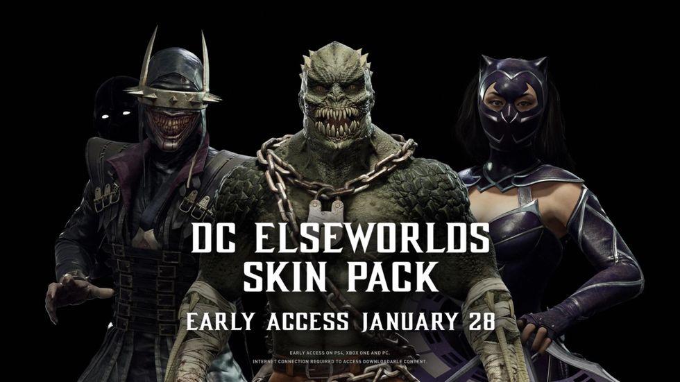 Mortal Kombat 11 får besök av Joker 28 januari