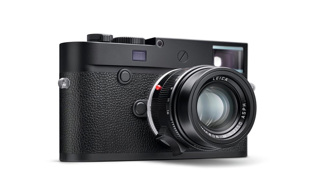 Leica släpper svartvit M10:a