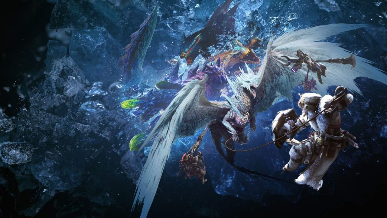 Capcom vill synka uppdateringarna i Monster Hunter World