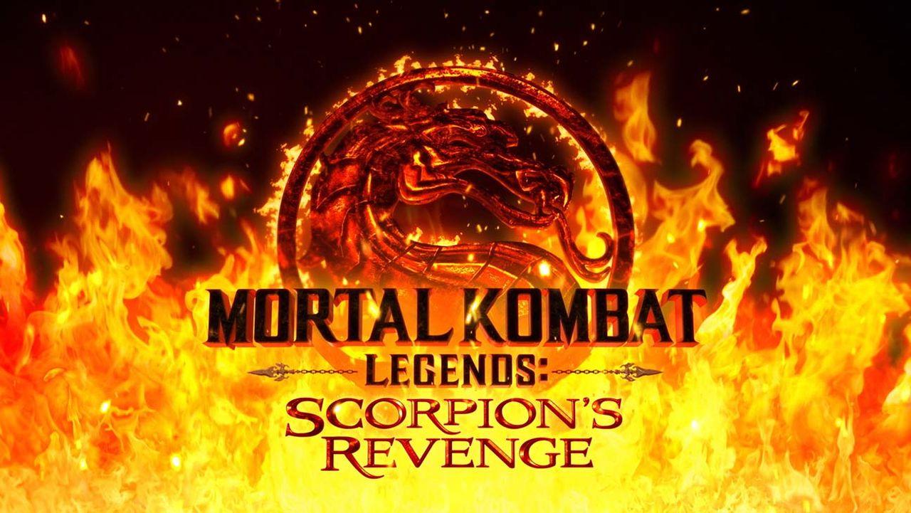 Animerade Mortal Kombat: Scorpion's Revenge på ingång