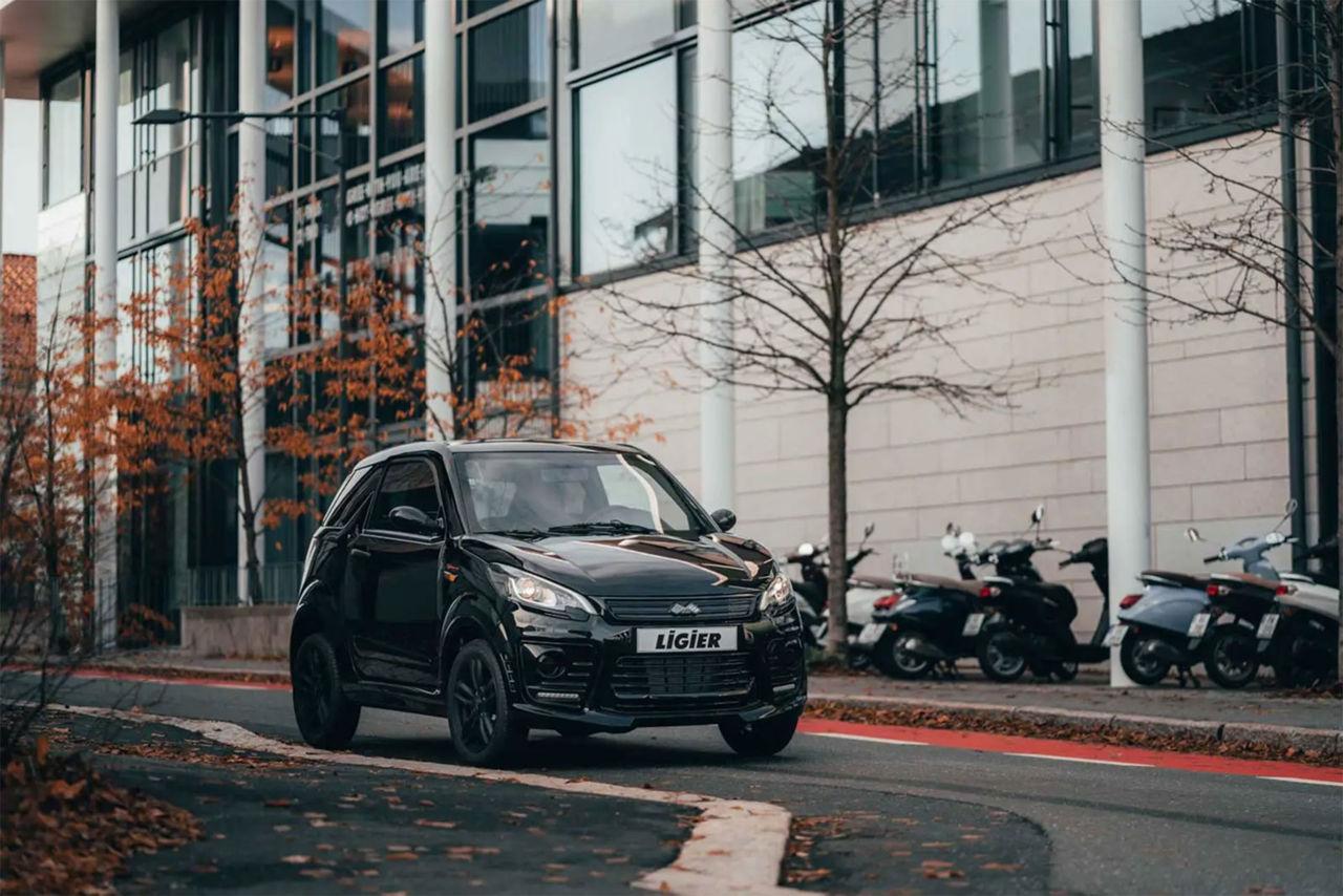 Olyckor med mopedbilar upp 256 procent sedan 2015