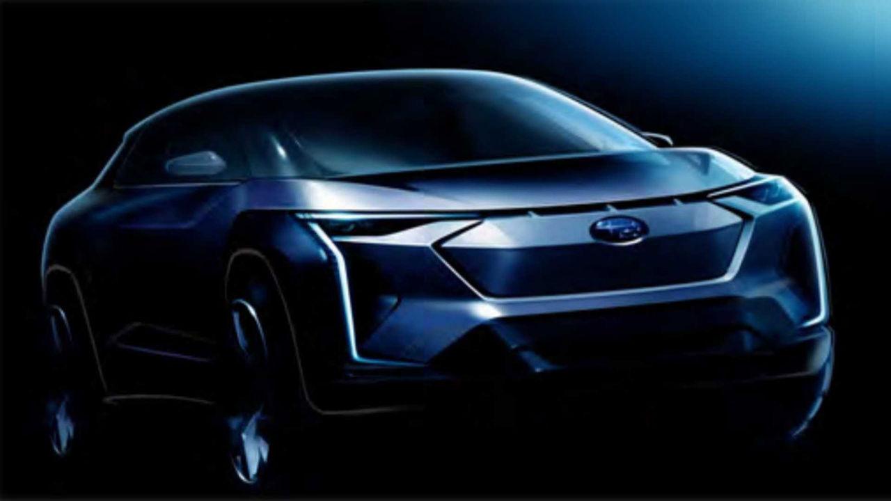 Subaru vill bara sälja elektrifierade bilar år 2035