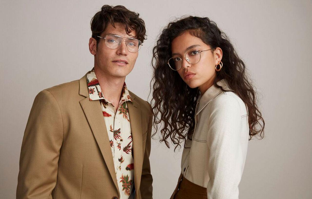 Scotch & Soda lanserar glasögon