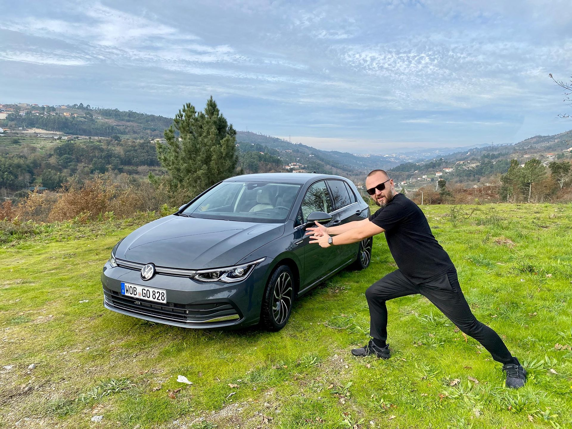 Vi har kollat in nya generationen av Volkswagen Golf