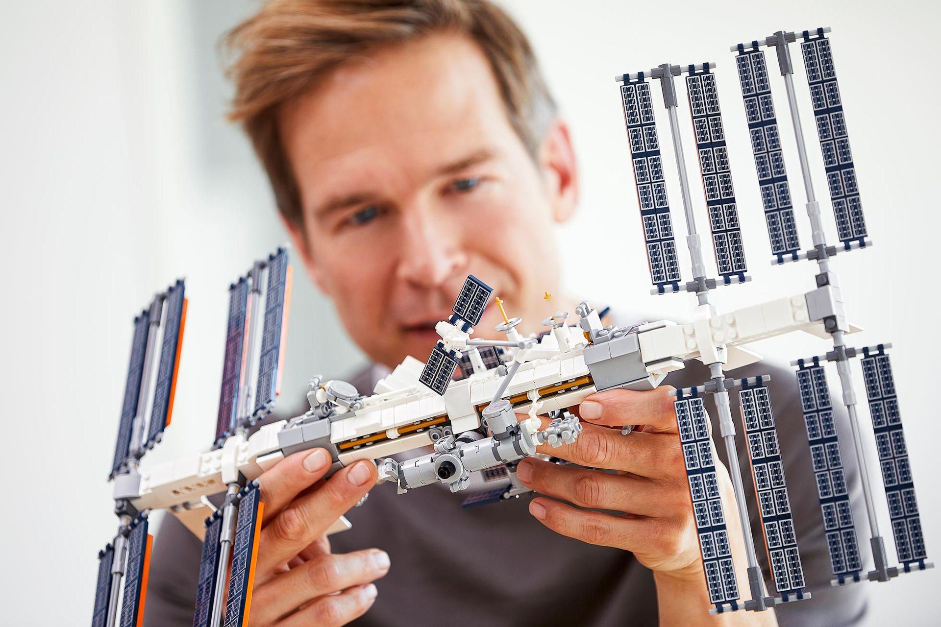 LEGO släpper ISS som modell!