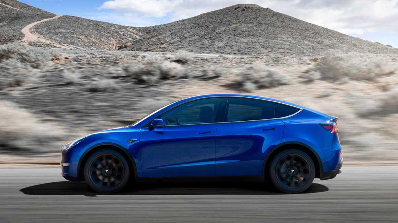 Leveranser av Tesla Model Y börjar om två veckor