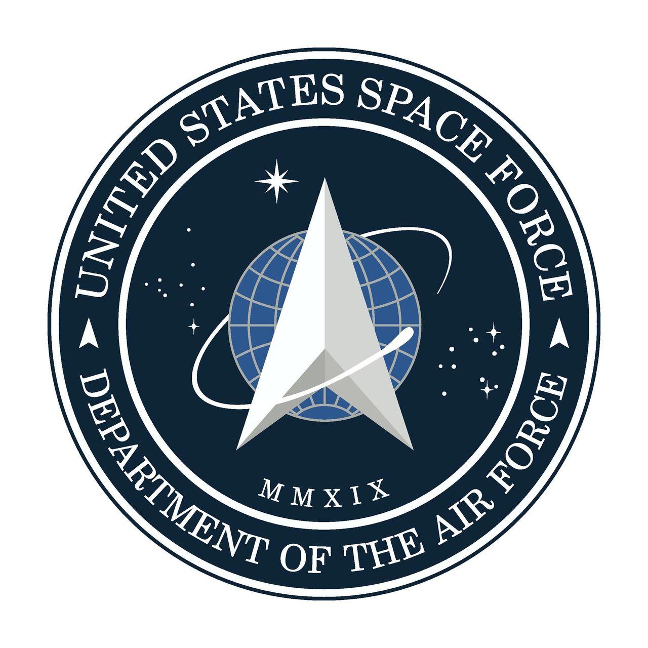 United States Space Force har fått en logotyp