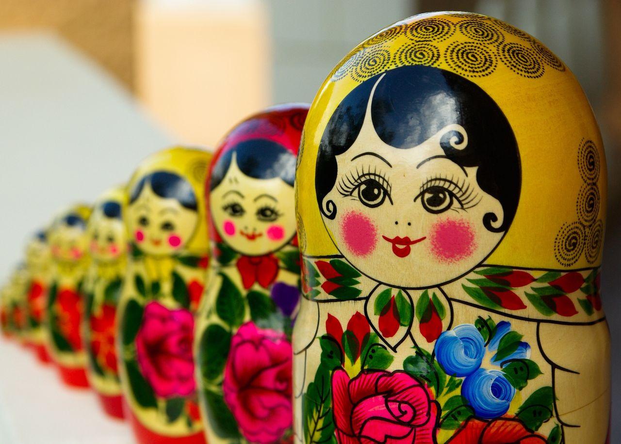 Mjukvara i Ryssland måste ha tradionella ryska värden