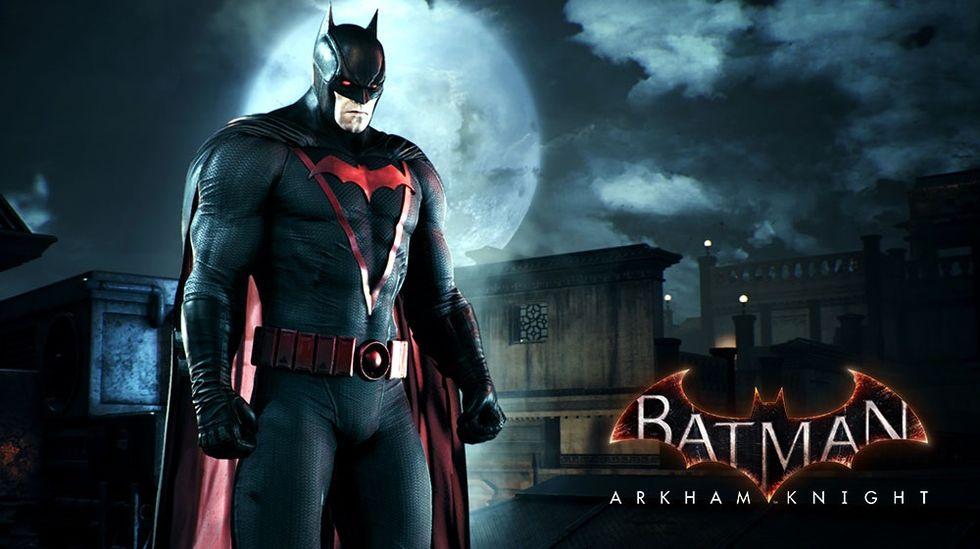 Batman: Arkham Knight får nytt skin