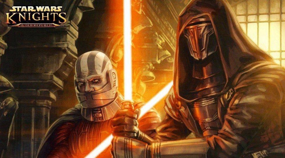 Star Wars: Knights of the Old Republic ryktas rebootas