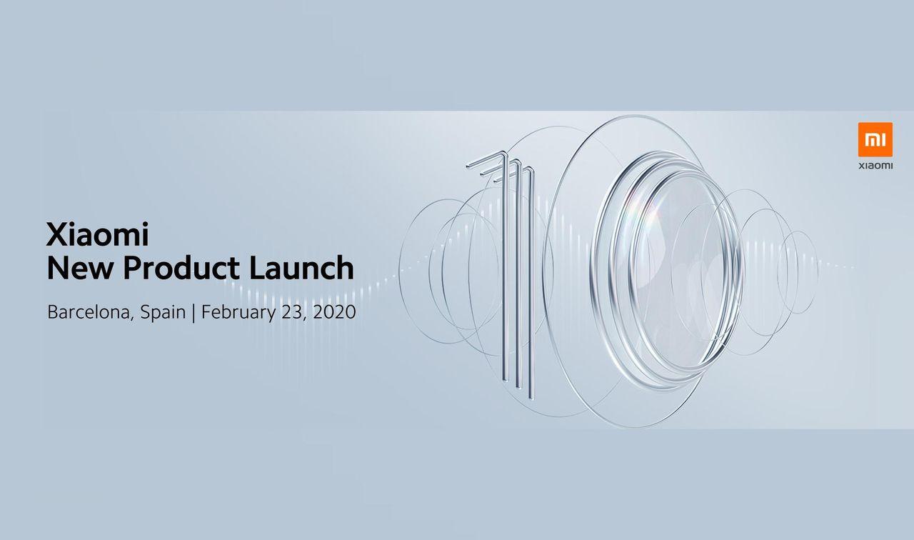 Xiaomi bjuder in till produktfest under MWC