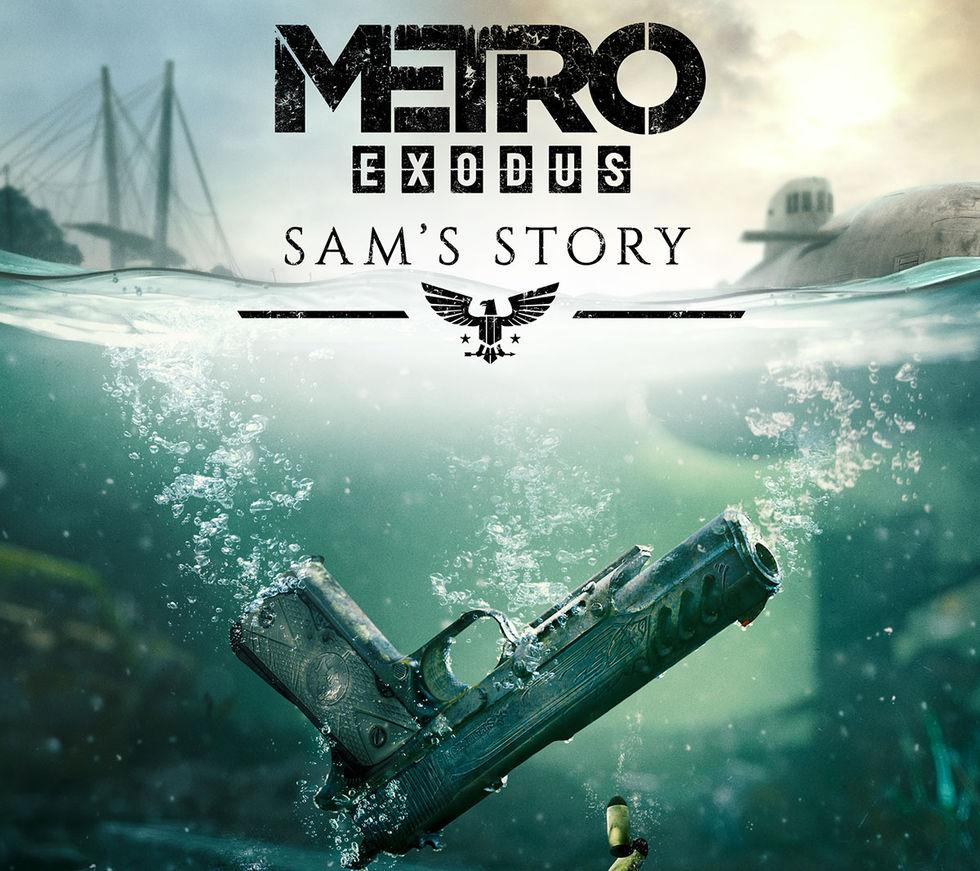 Metro Exodus byggs ut med Sam's Story 11 februari