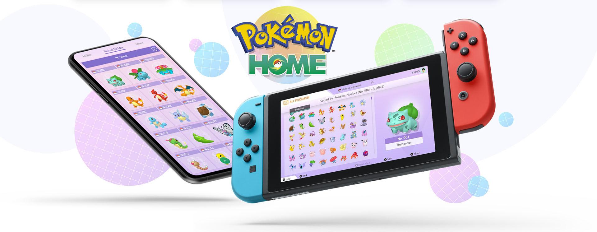Pokémon Home kommer kosta 16 euro om året