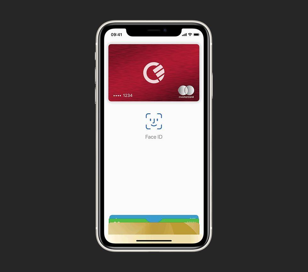 Fixa Apple Pay med Curve