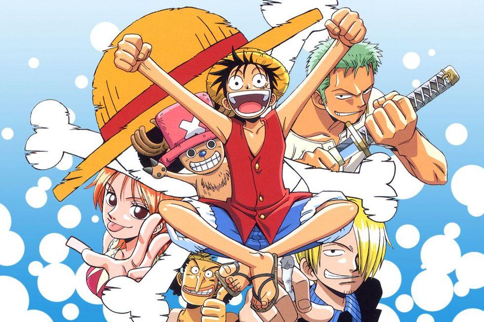 Netflix beställer live action-serie baserad på One Piece
