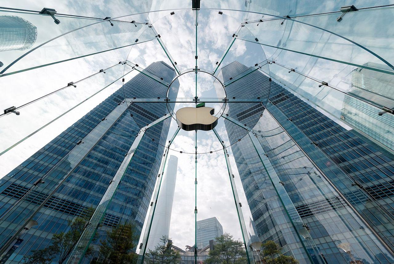 Apple stänger samtliga butiker i Kina